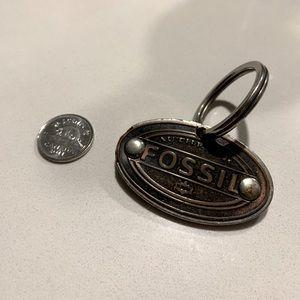 Fossil Keychain